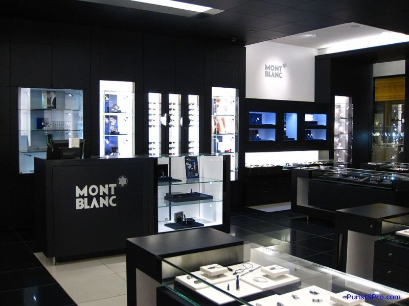 montblanc boutique top poland. Black Bedroom Furniture Sets. Home Design Ideas